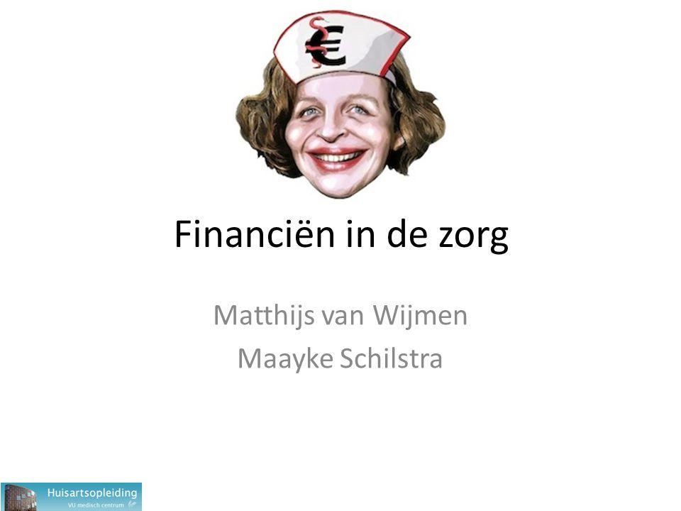Matthijs van Wijmen Maayke Schilstra