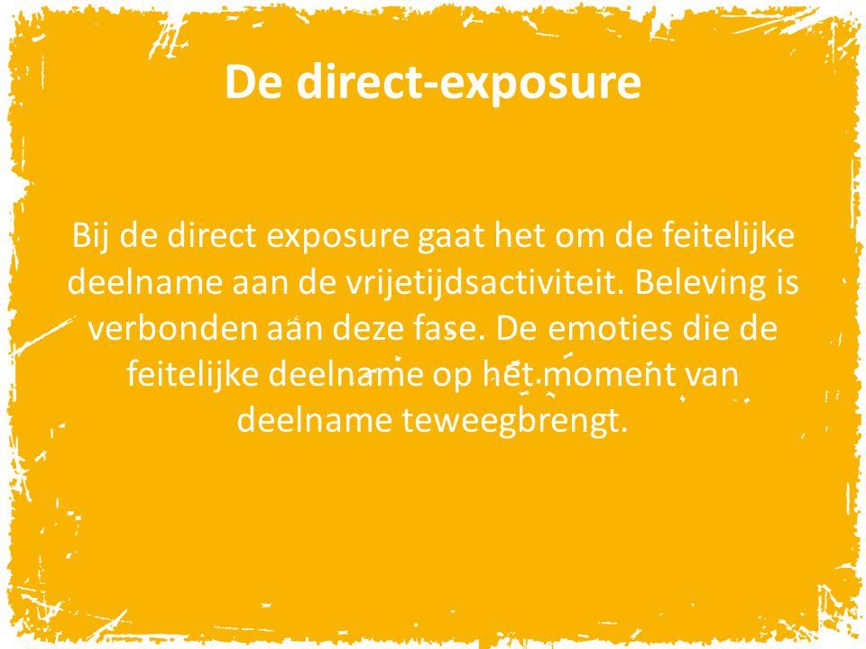 De direct-exposure