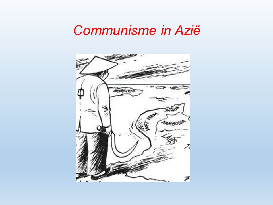 Communisme in Azië