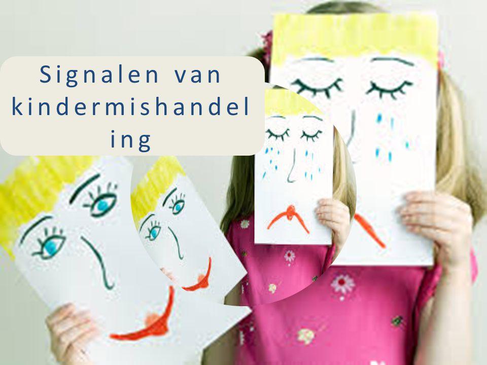 Signalen van kindermishandeling