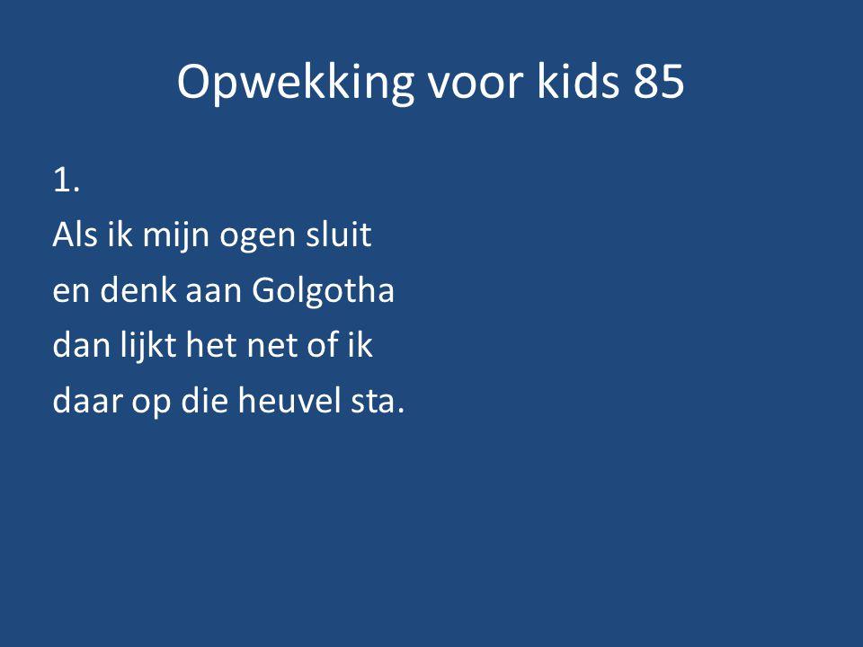 Opwekking voor kids 85 1.