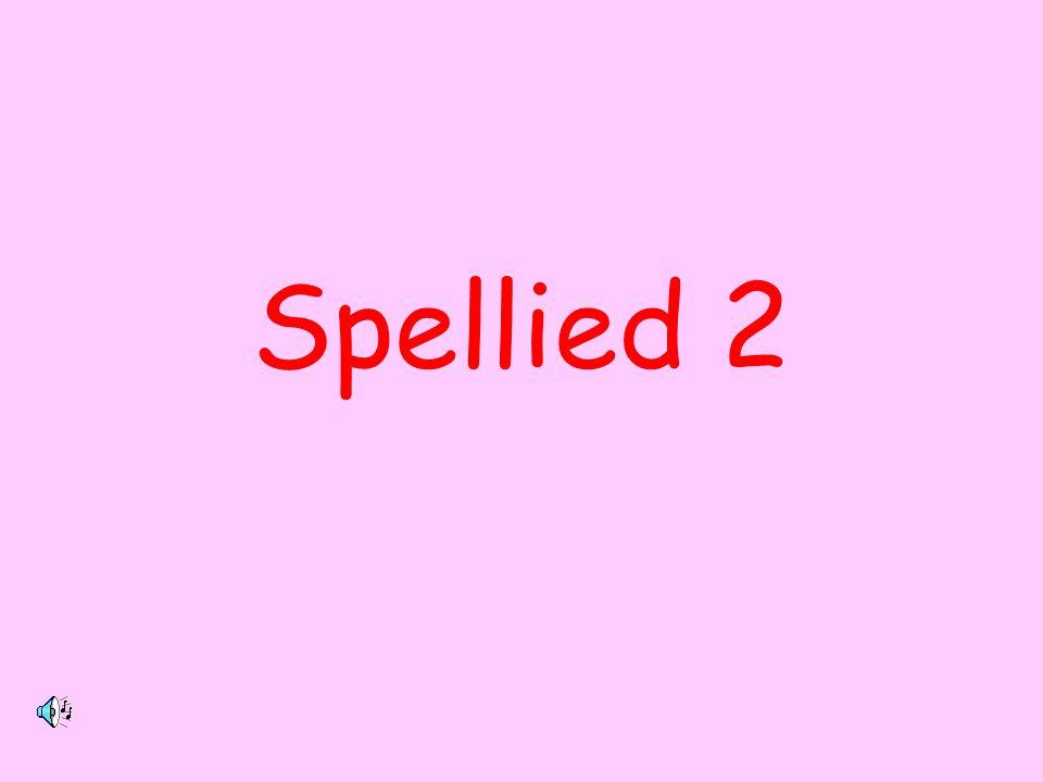 Spellied 2