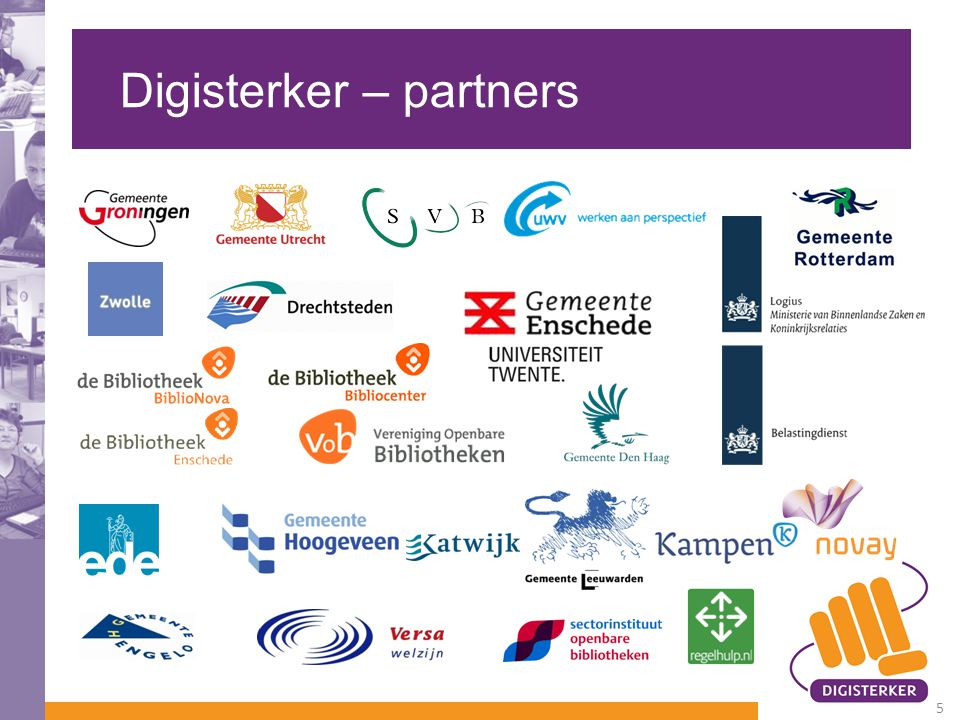 Digisterker – partners