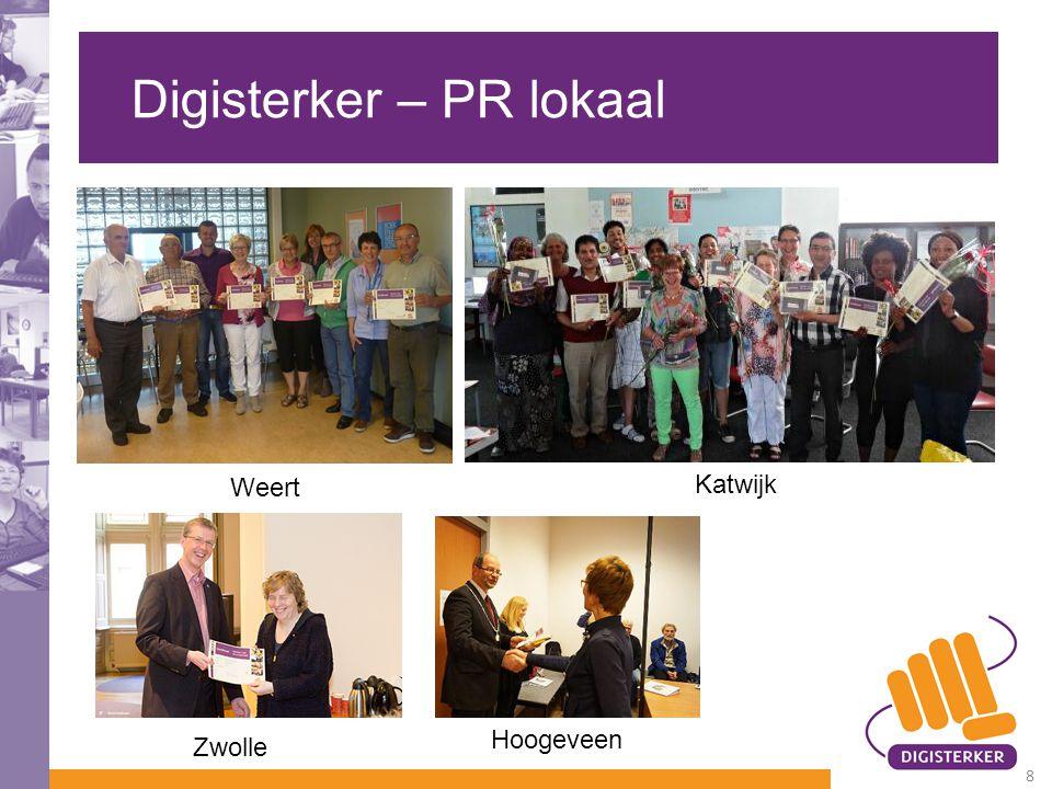 Digisterker – PR lokaal