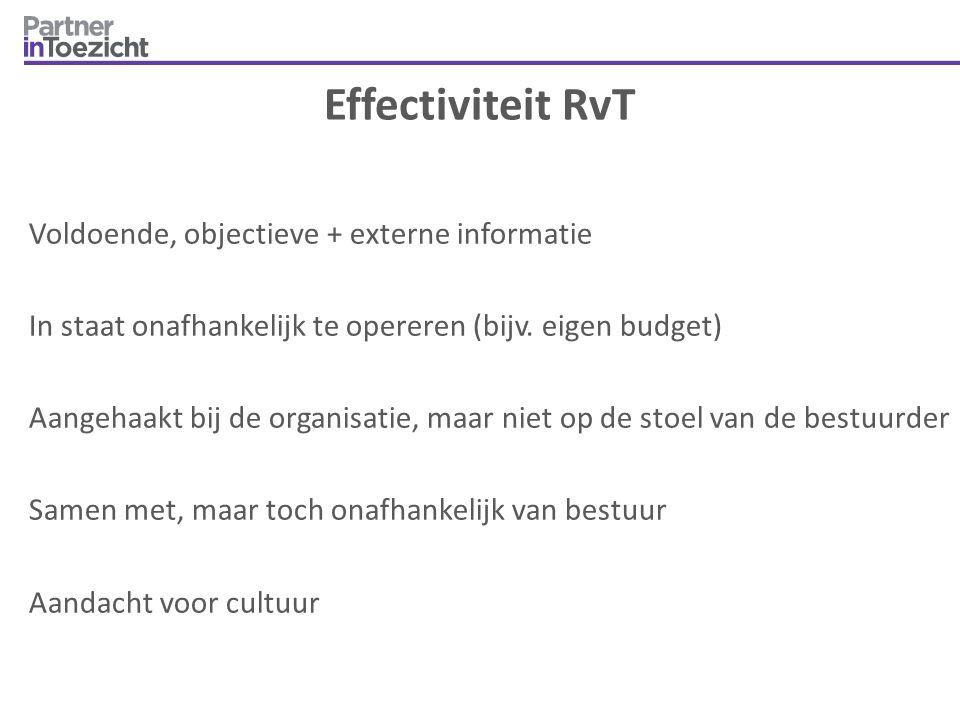 Effectiviteit RvT