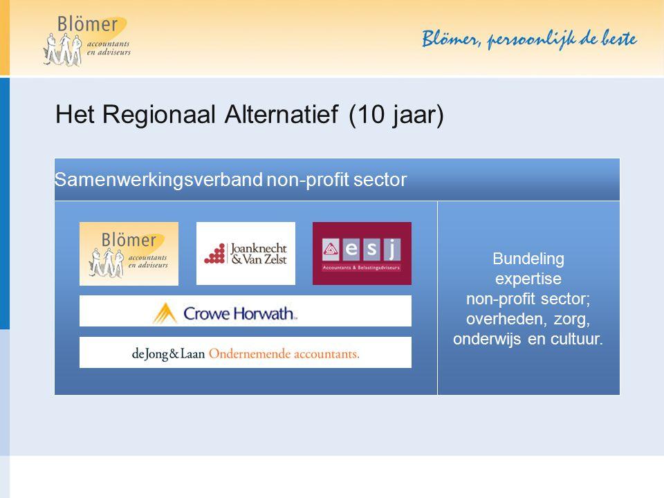 Het Regionaal Alternatief (10 jaar)
