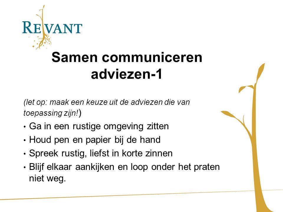 Samen communiceren adviezen-1