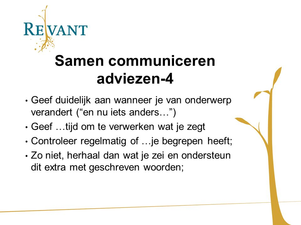 Samen communiceren adviezen-4