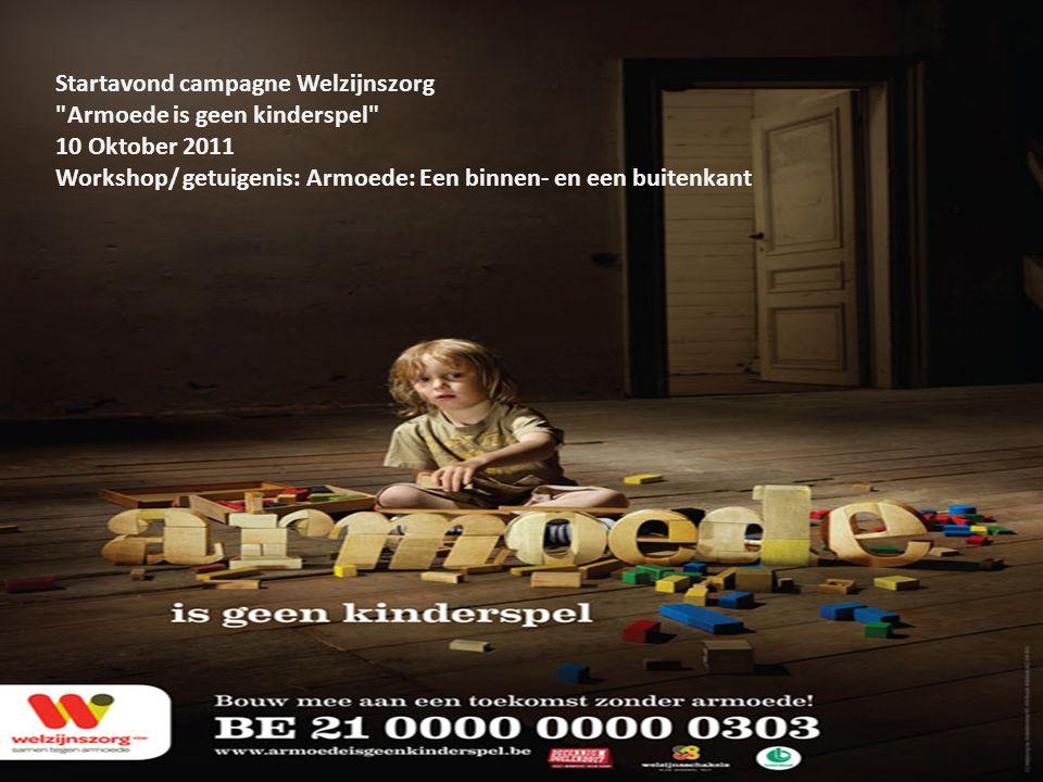 Startavond campagne Welzijnszorg