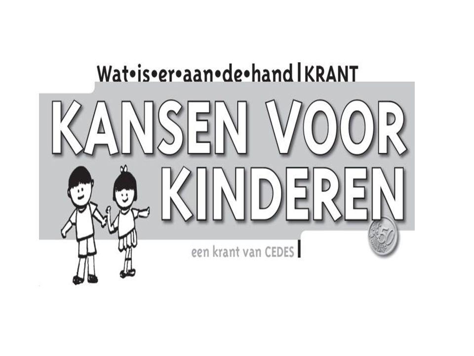 Kansen voor kinderen: Paspoel, Juni 2010