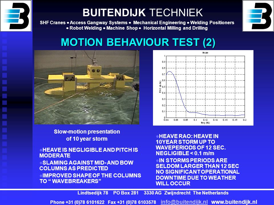 MOTION BEHAVIOUR TEST (2)