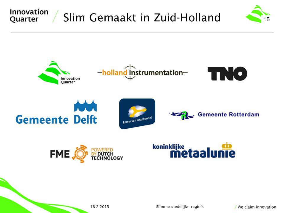 Slim Gemaakt in Zuid-Holland