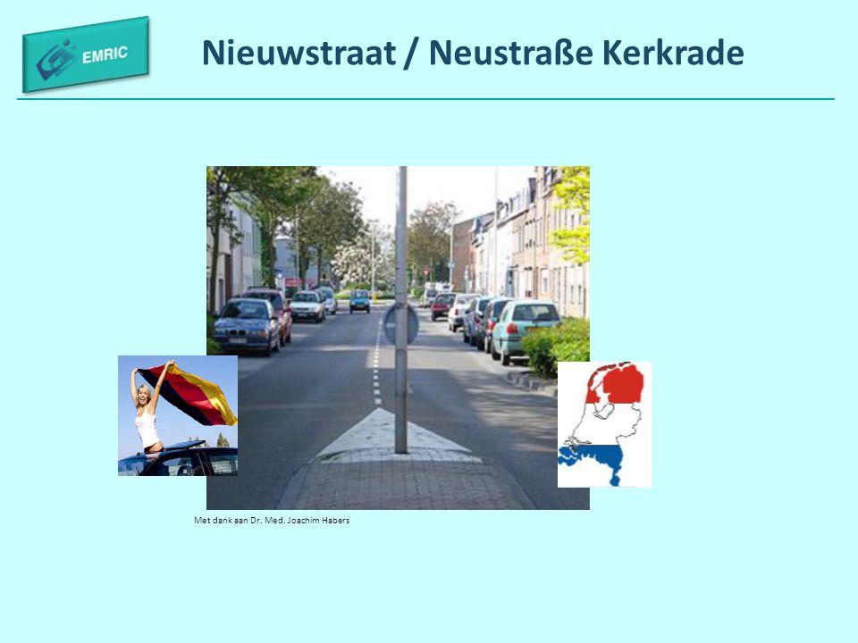 Nieuwstraat / Neustraße Kerkrade