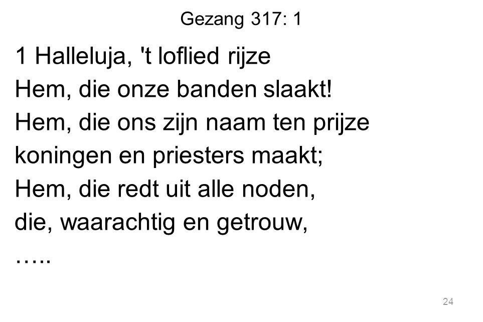 Gezang 317: 1