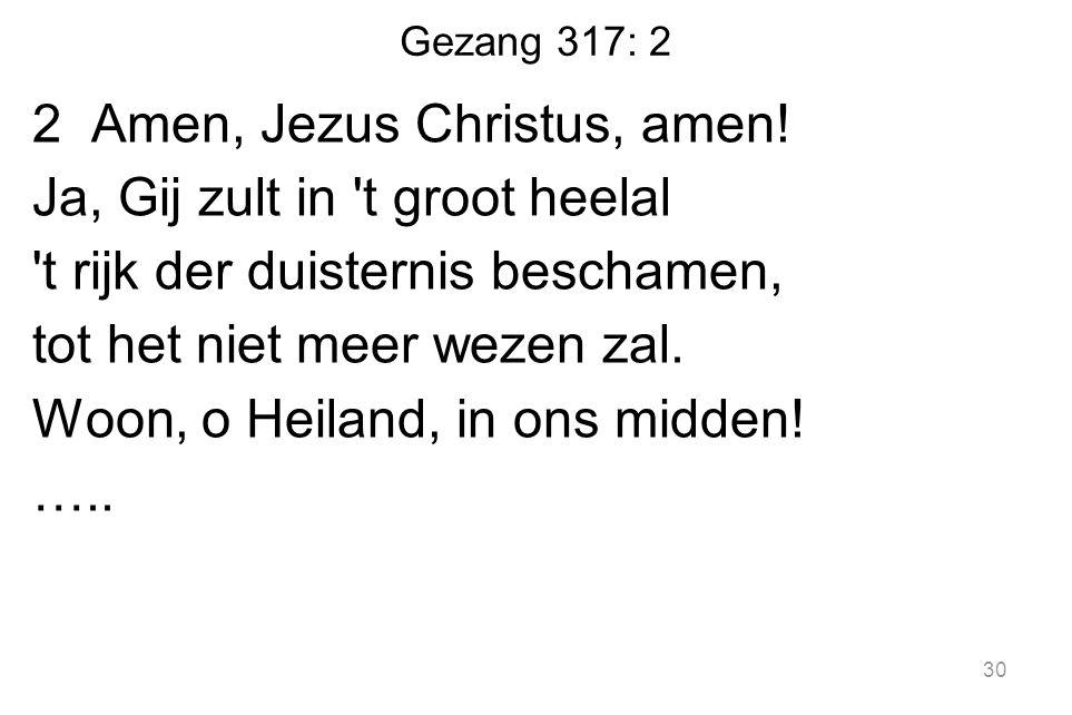 Gezang 317: 2