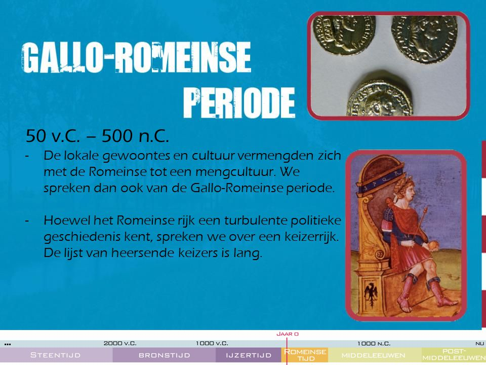 50 v.C. – 500 n.C.