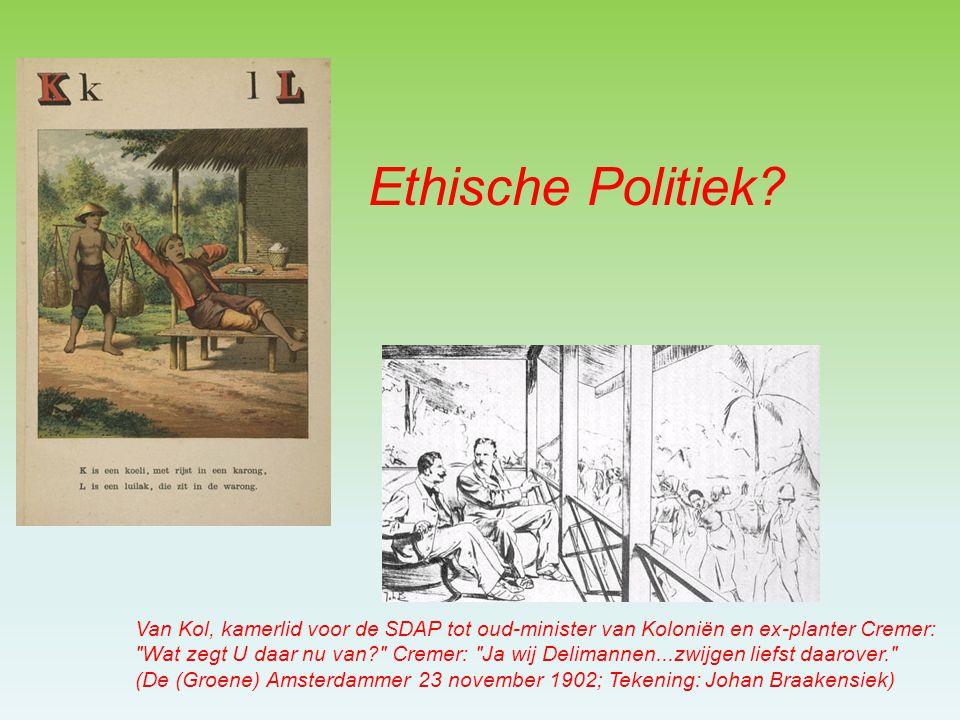 Ethische Politiek
