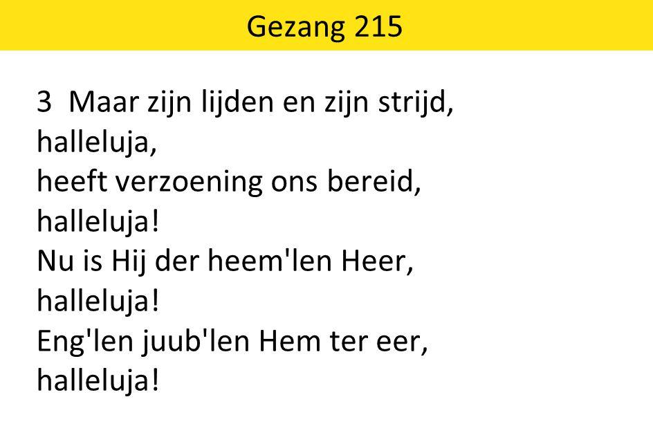 Gezang 215