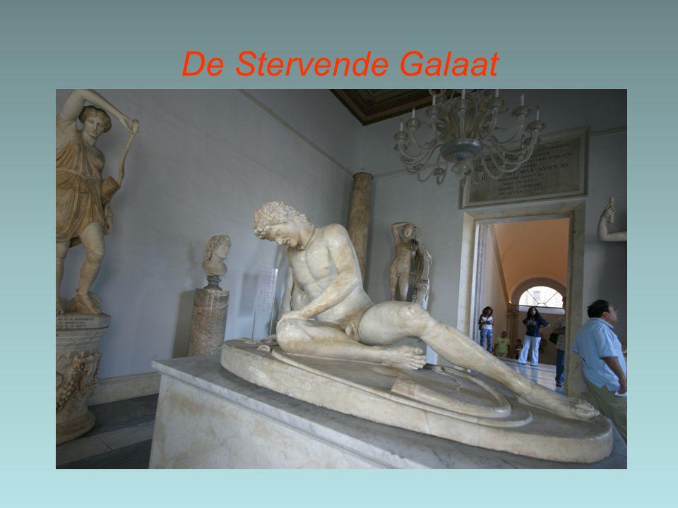 De Stervende Galaat