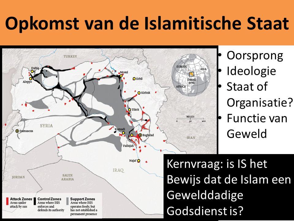 Opkomst van de Islamitische Staat
