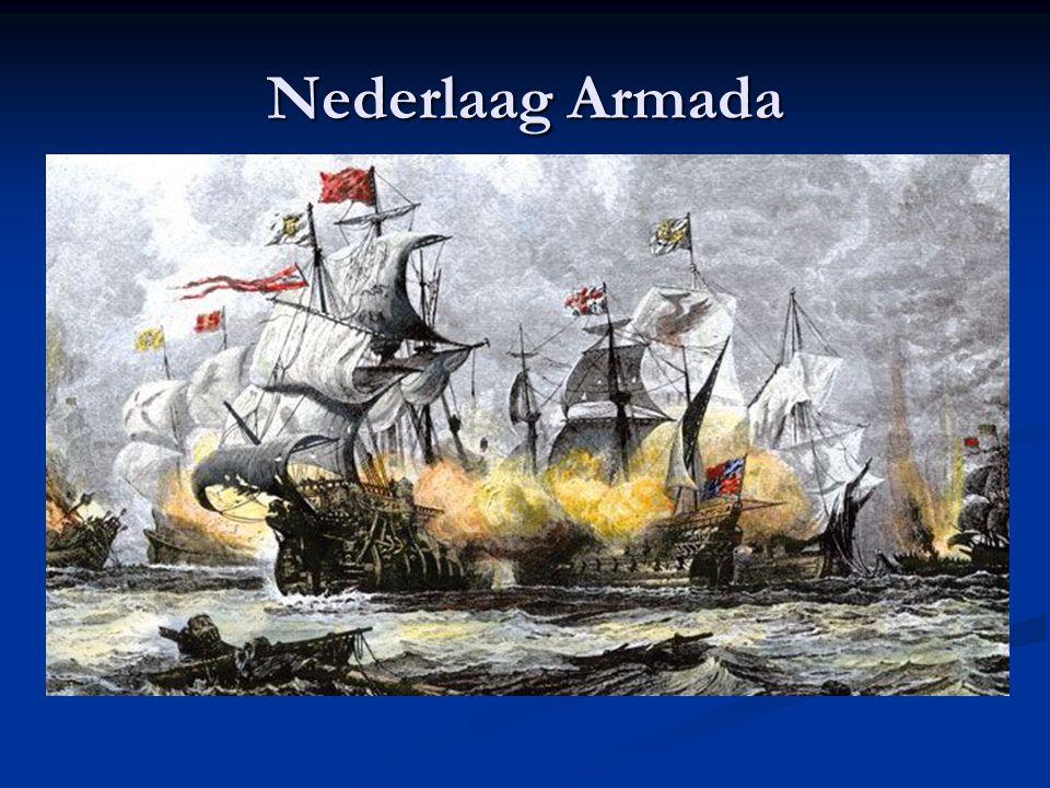 Nederlaag Armada