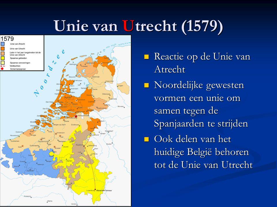 Unie van Utrecht (1579) Reactie op de Unie van Atrecht