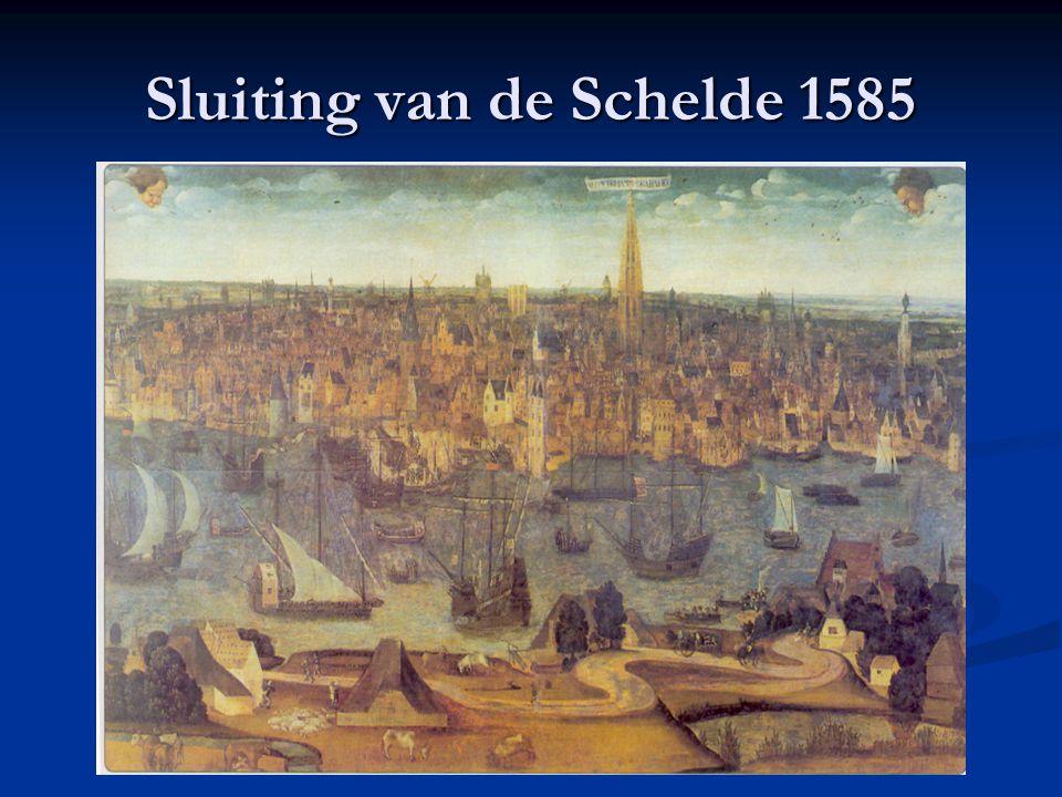 Sluiting van de Schelde 1585