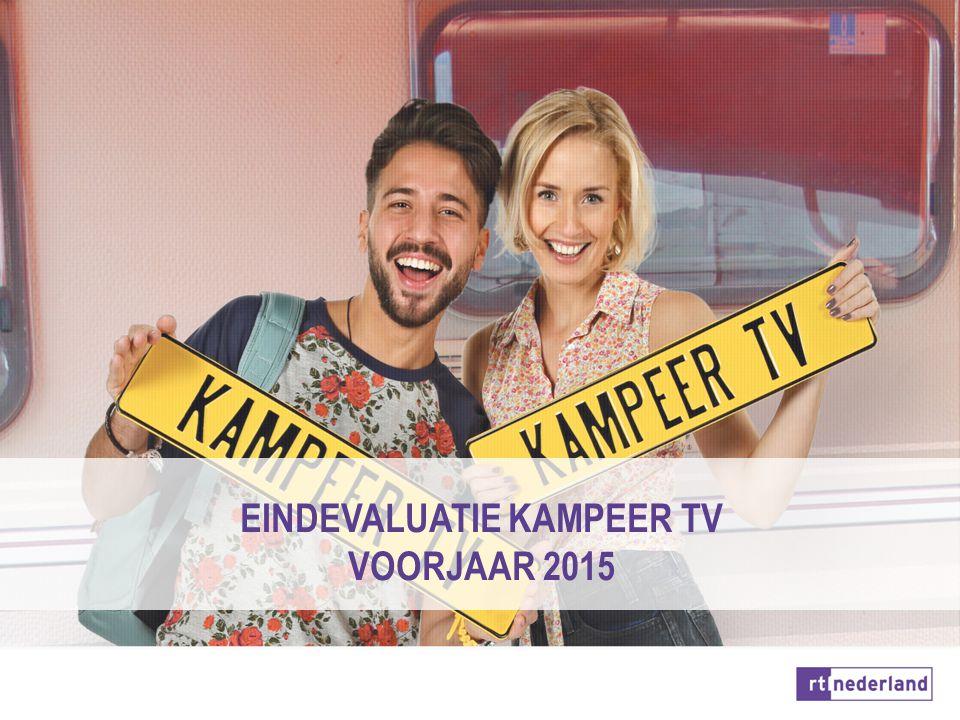 EINDEVALUATIE KAMPEER TV