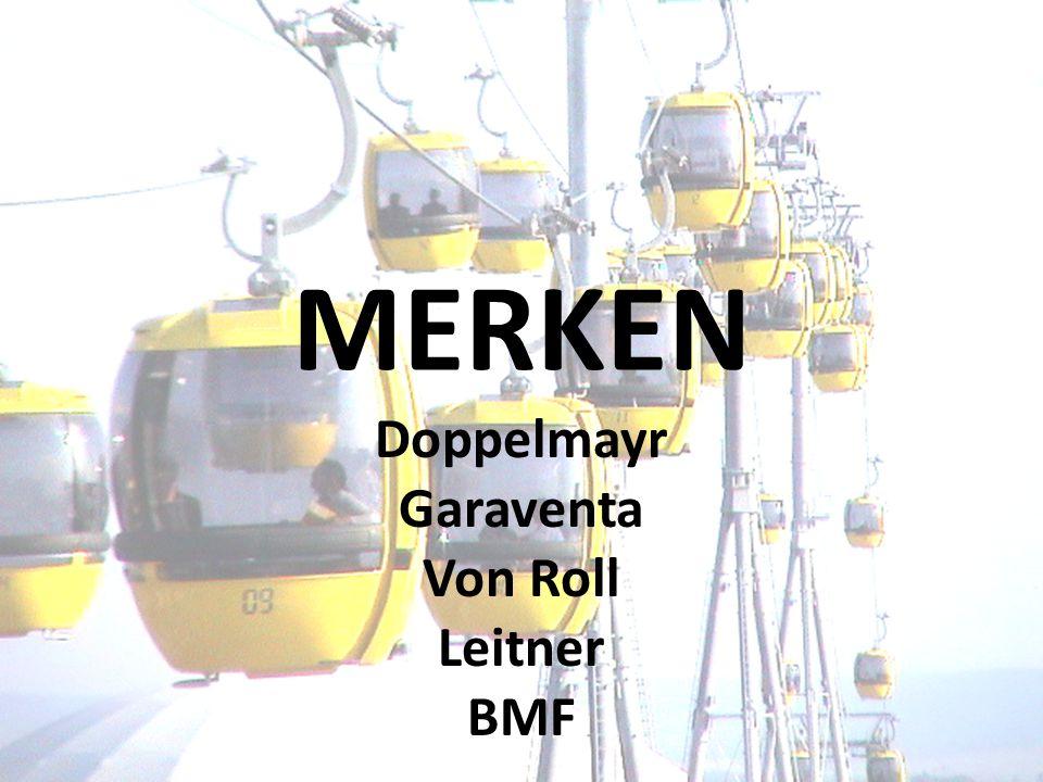 Doppelmayr Garaventa Von Roll Leitner BMF
