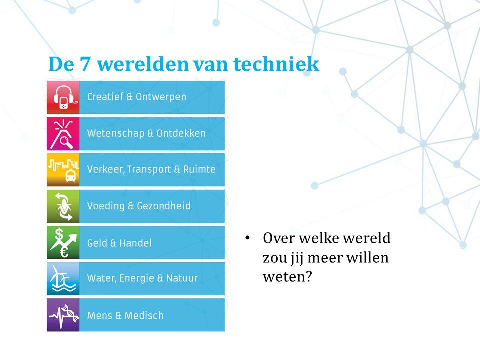 De 7 werelden van techniek