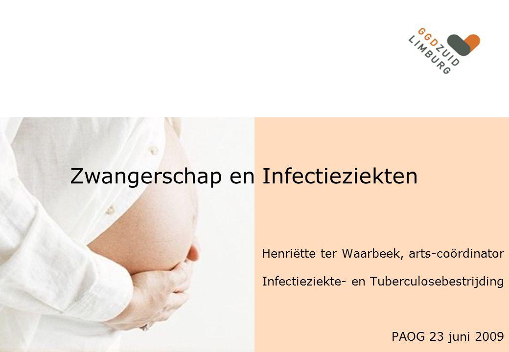 Zwangerschap en Infectieziekten