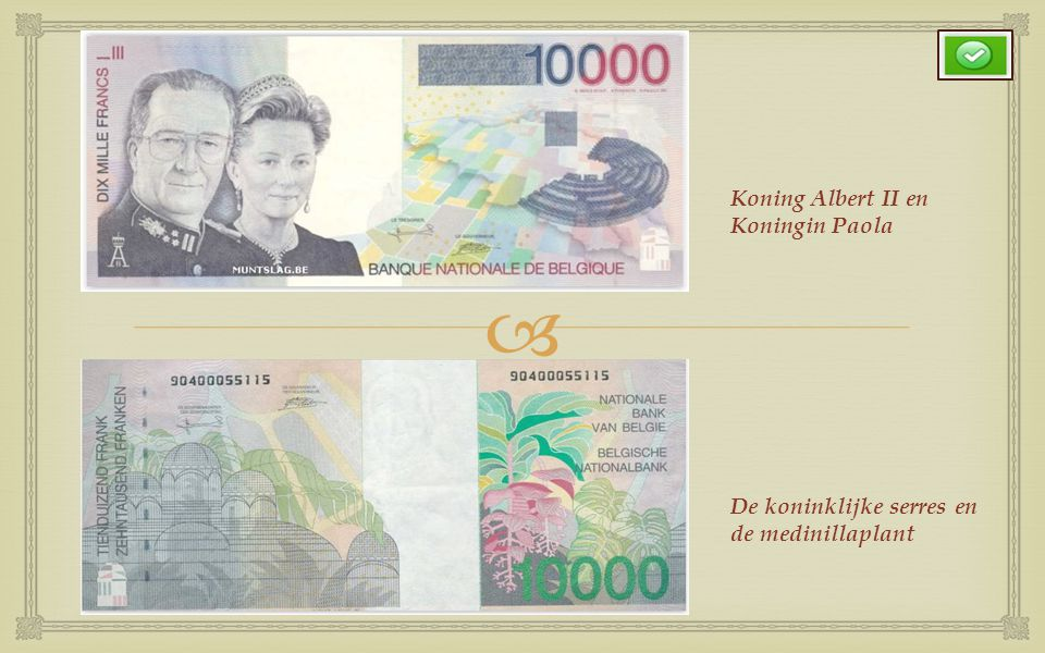 Koning Albert II en Koningin Paola