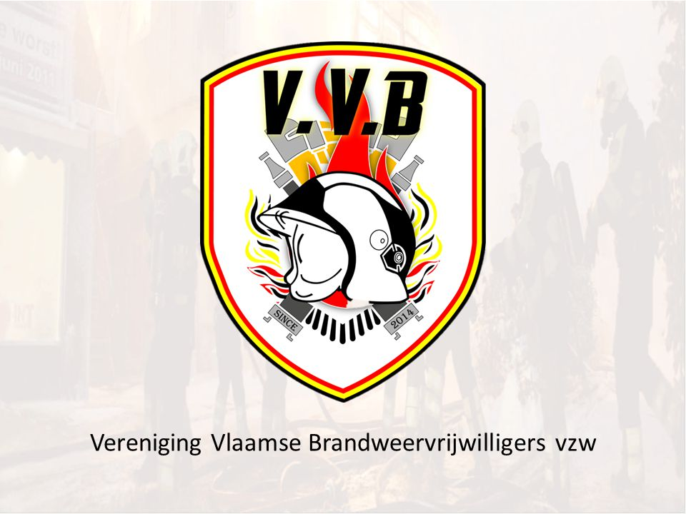 Vereniging Vlaamse Brandweervrijwilligers vzw