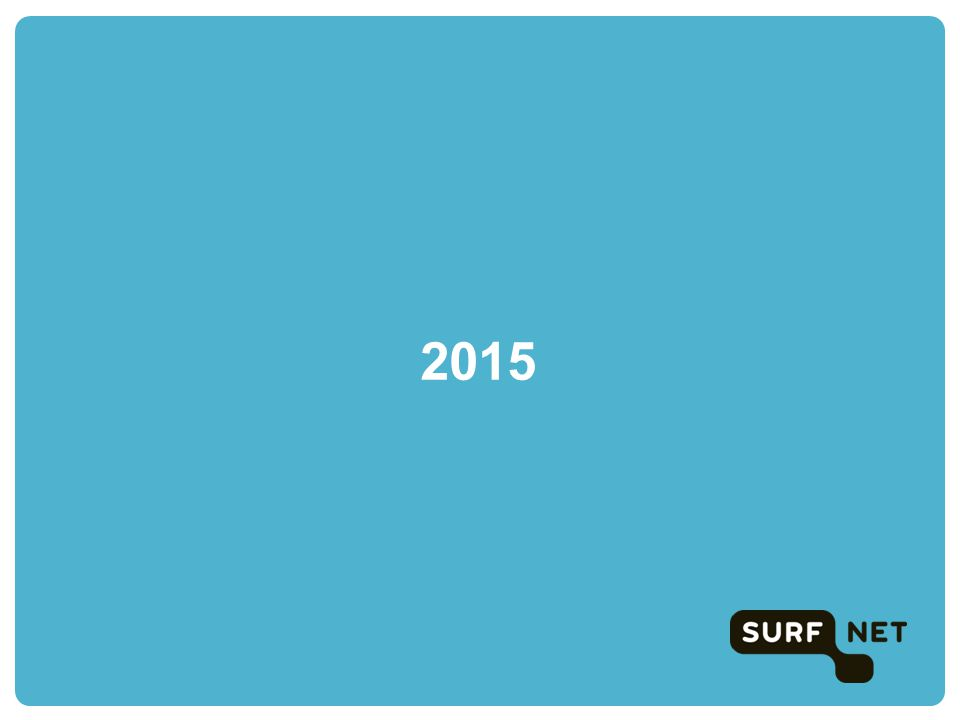2015 Misschien moet je even toelichten dat we innovatie en exploitatie hebben.