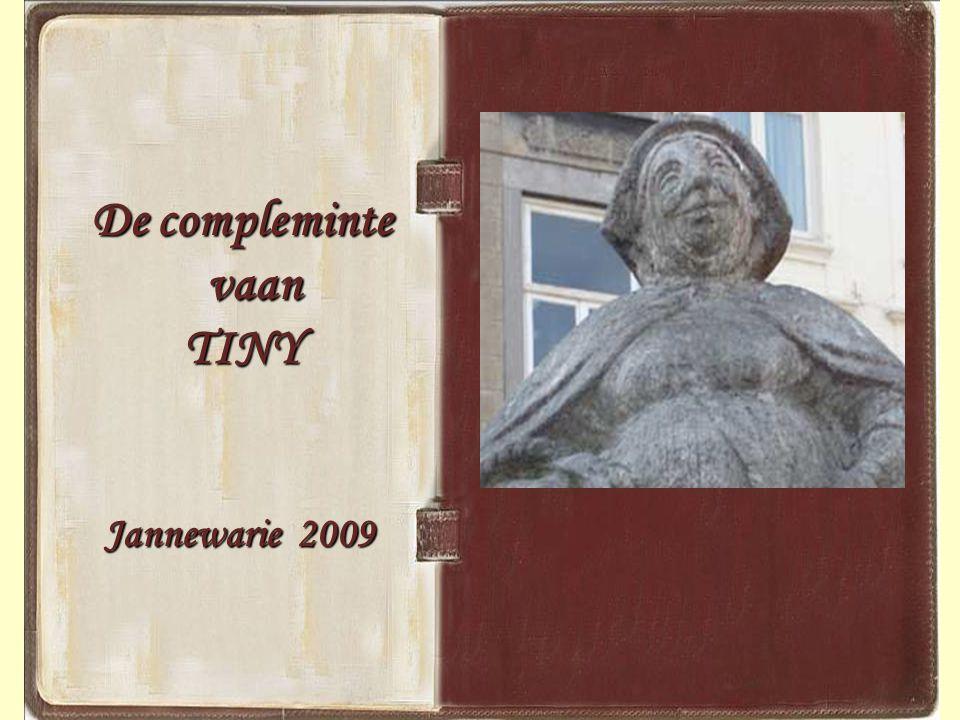 De compleminte vaan TINY Jannewarie 2009