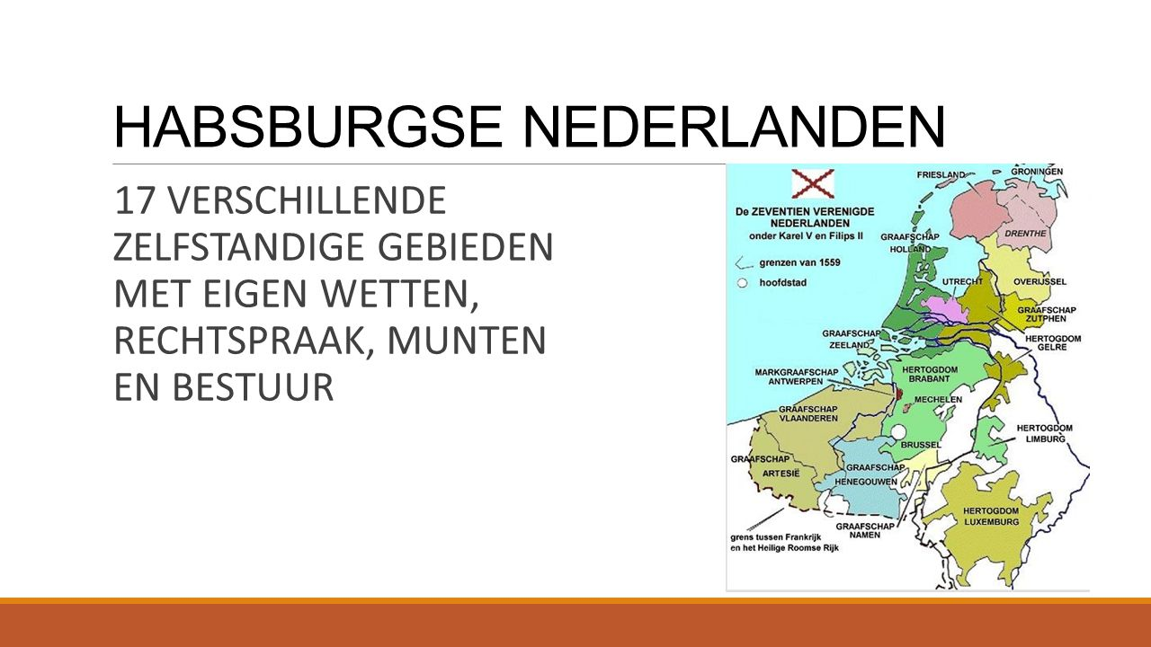 HABSBURGSE NEDERLANDEN