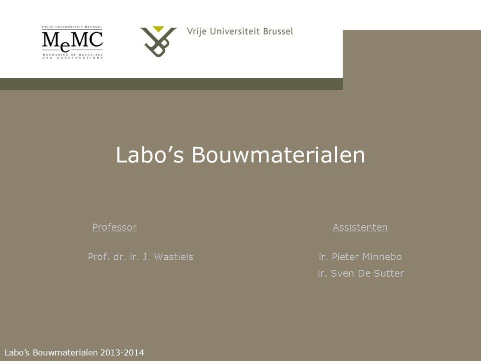 Labo's Bouwmaterialen