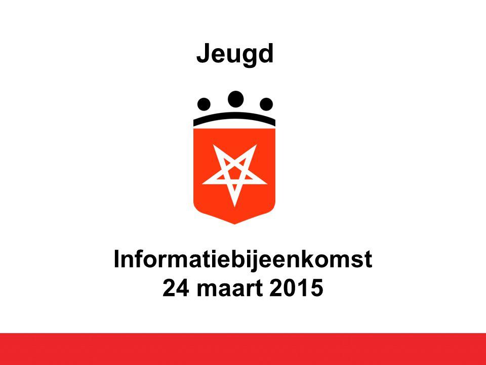 Informatiebijeenkomst 24 maart 2015