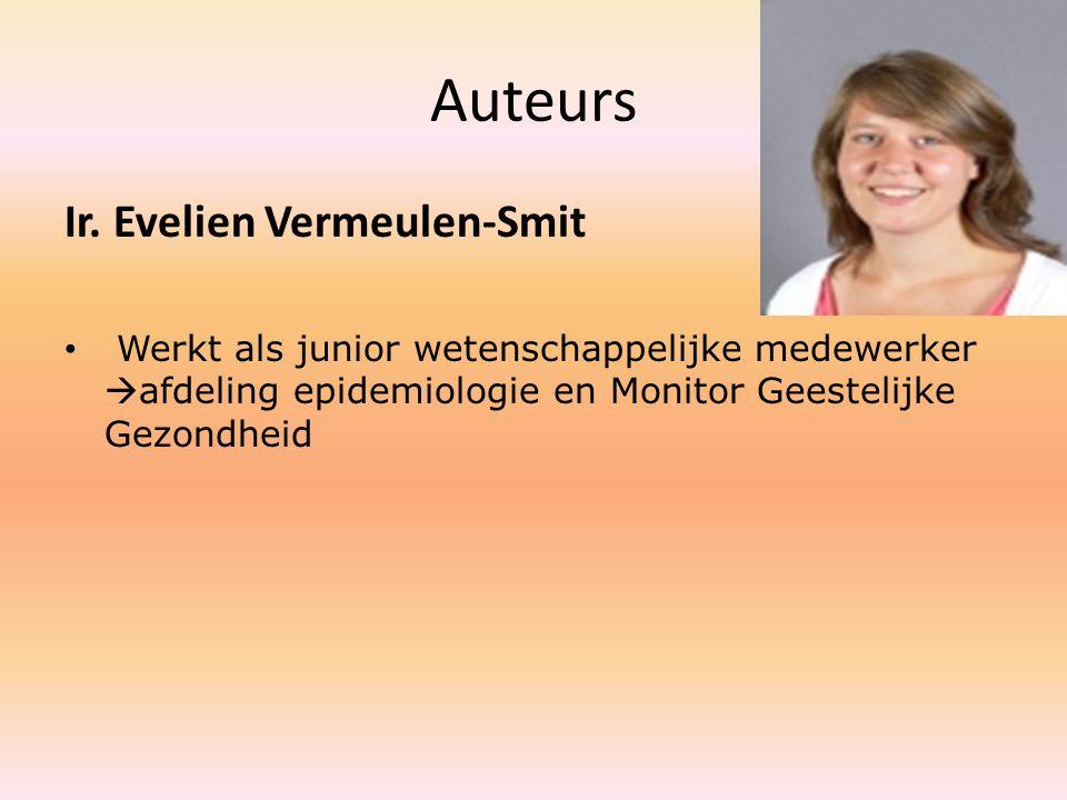 Auteurs Ir. Evelien Vermeulen-Smit