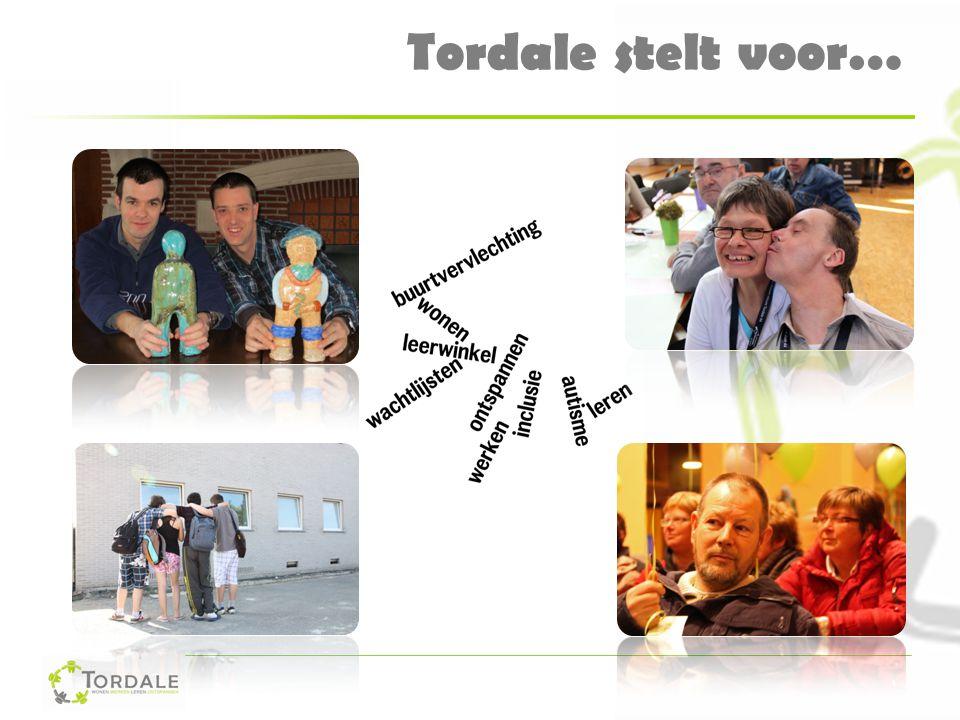 Tordale stelt voor…