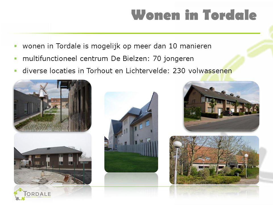 Wonen in Tordale wonen in Tordale is mogelijk op meer dan 10 manieren