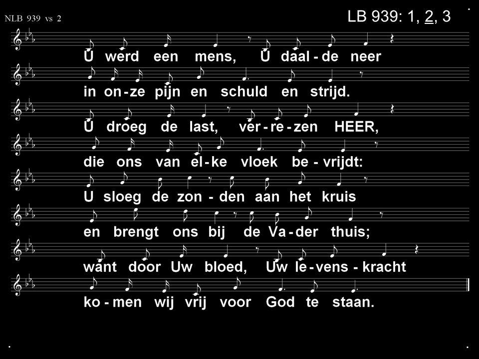 . LB 939: 1, 2, 3 . .