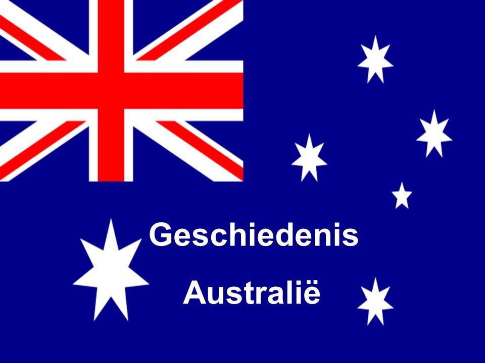 Geschiedenis Australië