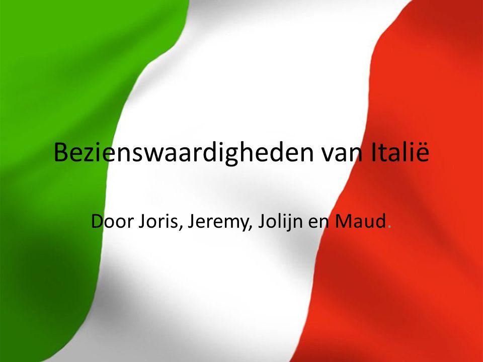 Bezienswaardigheden van Italië