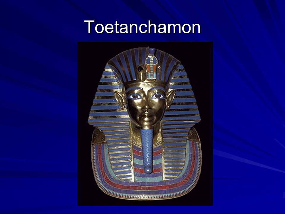 Toetanchamon