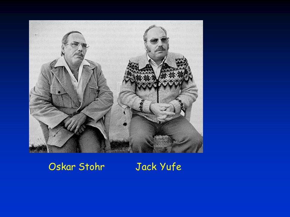 Oskar Stohr Jack Yufe
