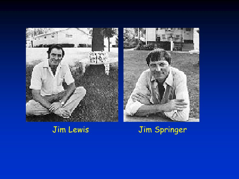 Jim Lewis Jim Springer