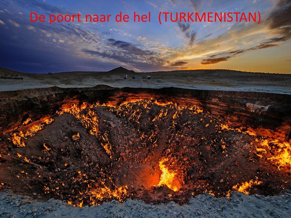De poort naar de hel (TURKMENISTAN)