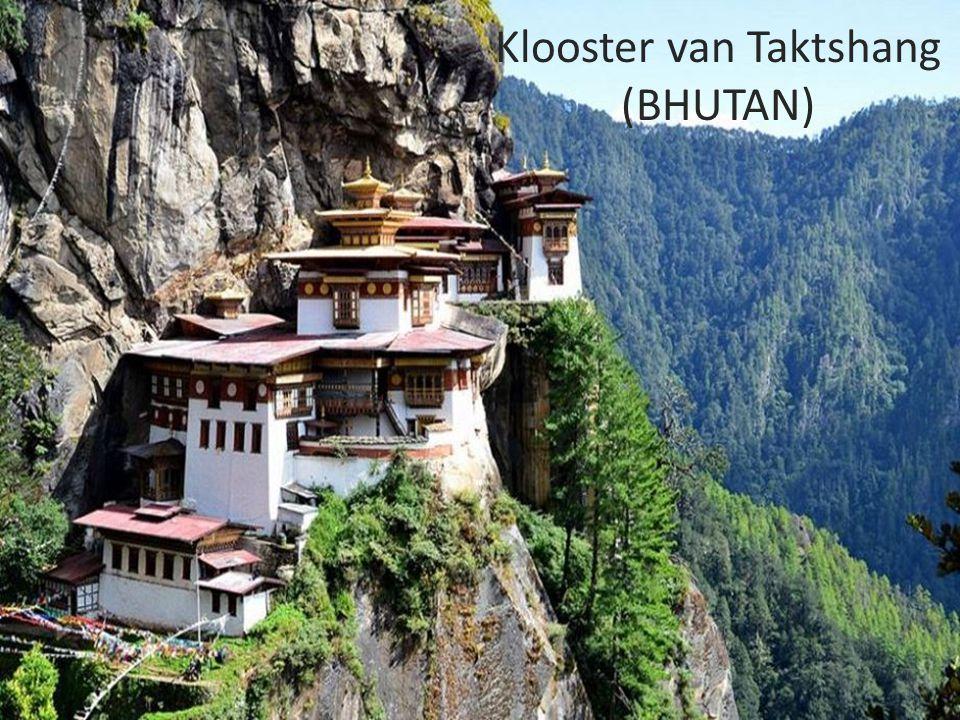 Klooster van Taktshang (BHUTAN)