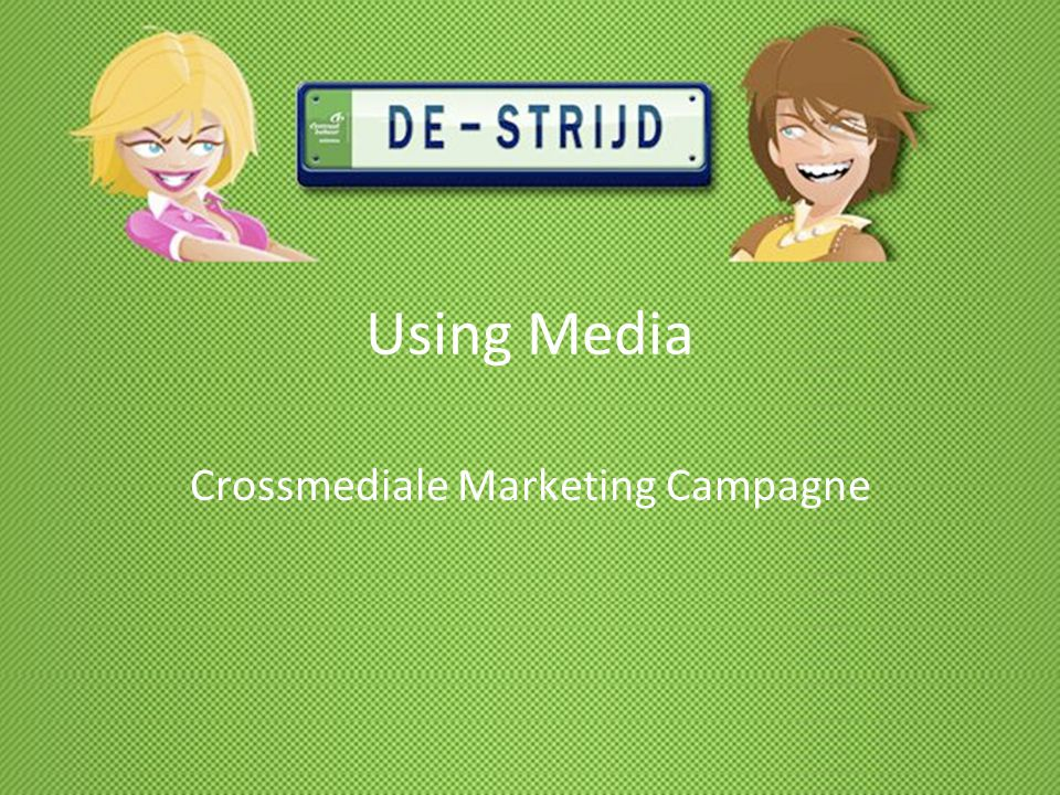 Crossmediale Marketing Campagne